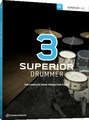 Toontrack Superior Drummer 3 (software box)
