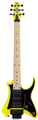 Traveler Guitar V88S - Vaibrant Standard (electric yellow)