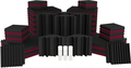 Universal acoustics Mercury 4 (charcoal - burgundy)