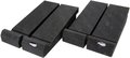Universal acoustics Vibro-Pads (Charcoal) Miscellaneous Acoustic Elements