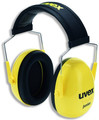 Uvex K Junior / EarMuffs (29dB, yellow)