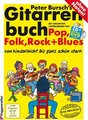Voggenreiter Gitarrenbuch Band 1 / Peter Bursch (incl. DVD & CD)