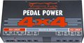 VoodooLab Pedal Power 4x4 (120V) Power distribution box for floor pedals