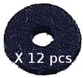 WSC Strap Button Set of 12