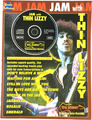 Warner Bros publ Jam with Thin Lizzy Thin Lizzy Songbuch Gitarre