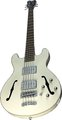 Warwick PS StarBass 5-String (cream white high polish, passive, fretless)