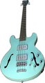 Warwick PS StarBass 5-String (daphne blue, passive, fretless)