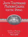 Willis Music Modern piano course Vol 3 Thompson John / Third Grade Book