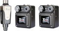 Xvive U4 Bundle In-Ear Monitor Wireless System