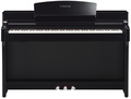 Yamaha CSP-150PE Clavinova Smart Piano (polished ebony finish)