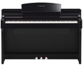 Yamaha CSP-170PE Clavinova Smart Piano (polished ebony finish)