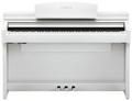 Yamaha CSP-170WH Clavinova Smart Piano (white satin finish)