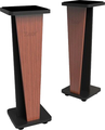 Zaor Croce Stand 36 - Pair (cherry / black)