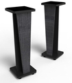 Zaor Croce Stand 36 - Pair (jungle grey / black)
