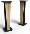 Zaor Croce Stand 42 - Pair (oak / black)