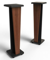 Zaor Croce Stand 42 - Pair (walnut / black)
