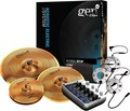 Zildjian Gen16 Box Set 'Buffed Bronze'