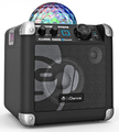 iDance Sing Cube with Lightshow (50W)
