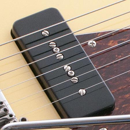 Reverend Guitars Matt West (powder yellow) - MusiX CH