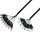Adam Hall Multicore Kabel 8 x XLR male auf 8 x XLR female (5 m)