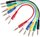 Adam Hall Patchcable Set 0.9m