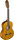 Stagg 3/4 Classical Guitar Pack (incl.tuner and 2 shoulder straps)