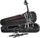 Stagg EVN X-4/4 4/4 Electric Violin Set with Case and Headphones (metallic black)